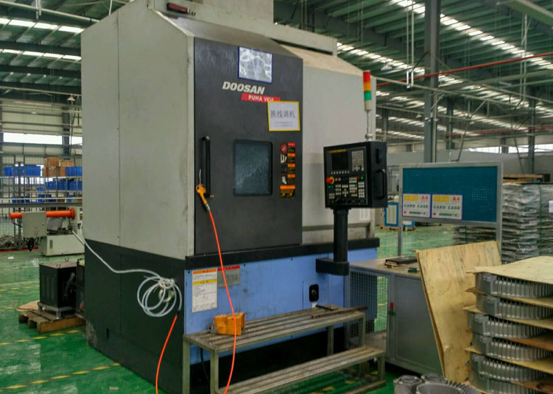 Advanced equipment