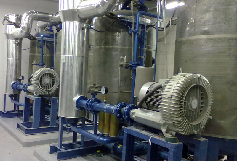 Adsorption Dryer