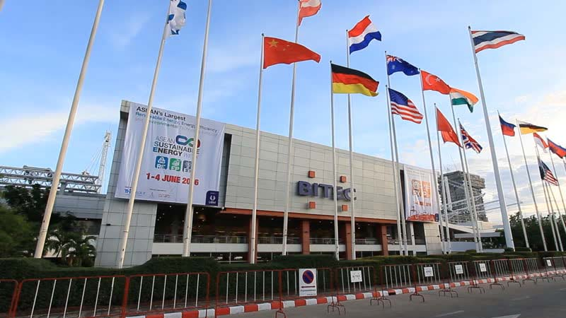 Tai International Plastics and Rubber Exhibition