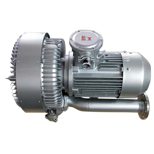 Explosion proof blower
