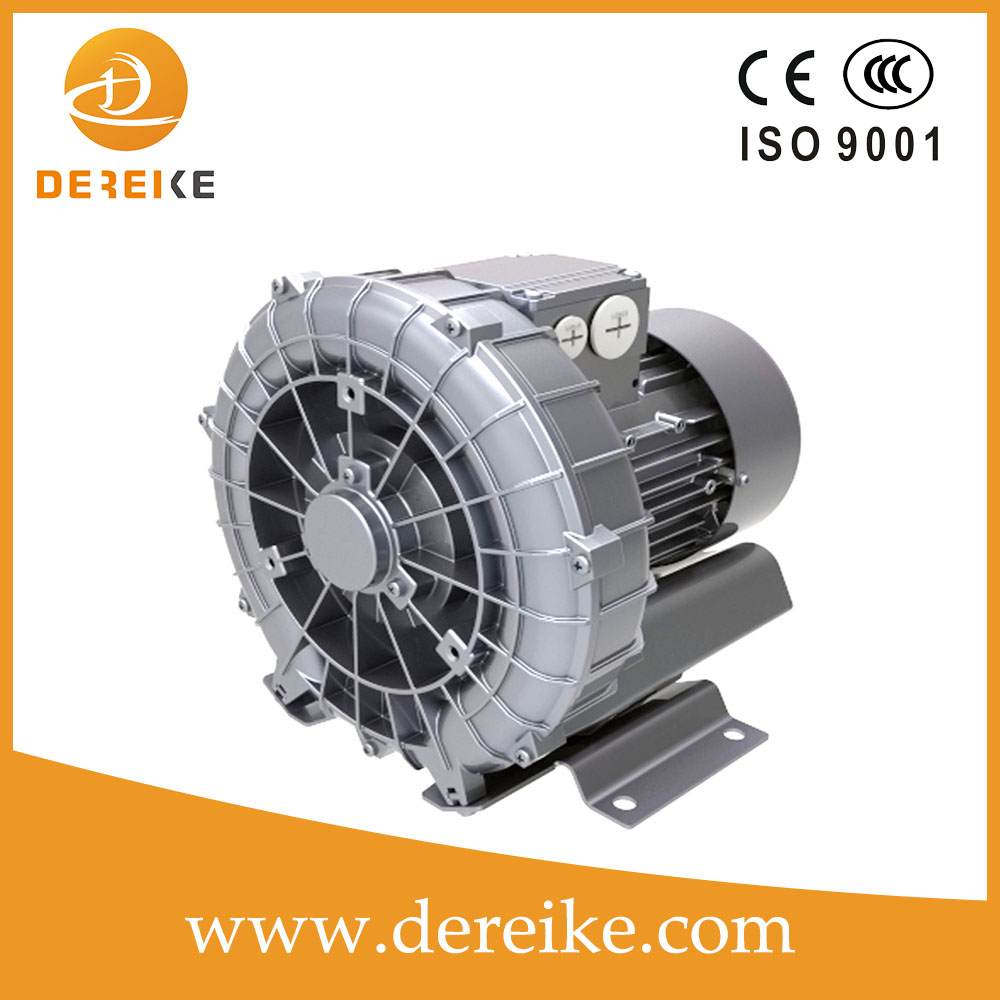 high pressure pumch collect side channel air ring blower