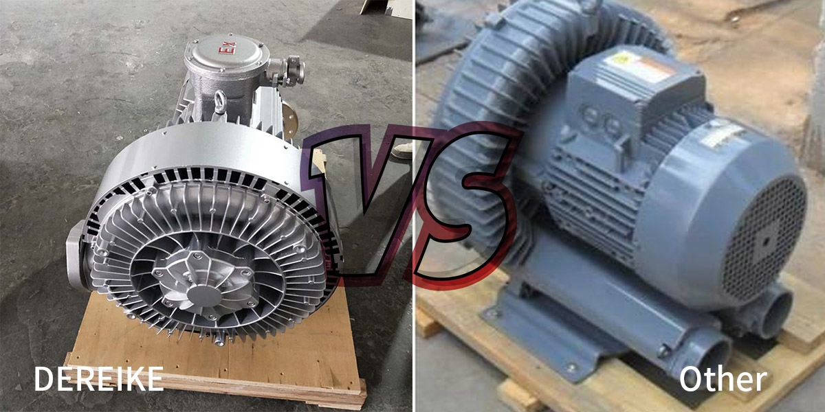 Dereike blowers Vs Other blowers